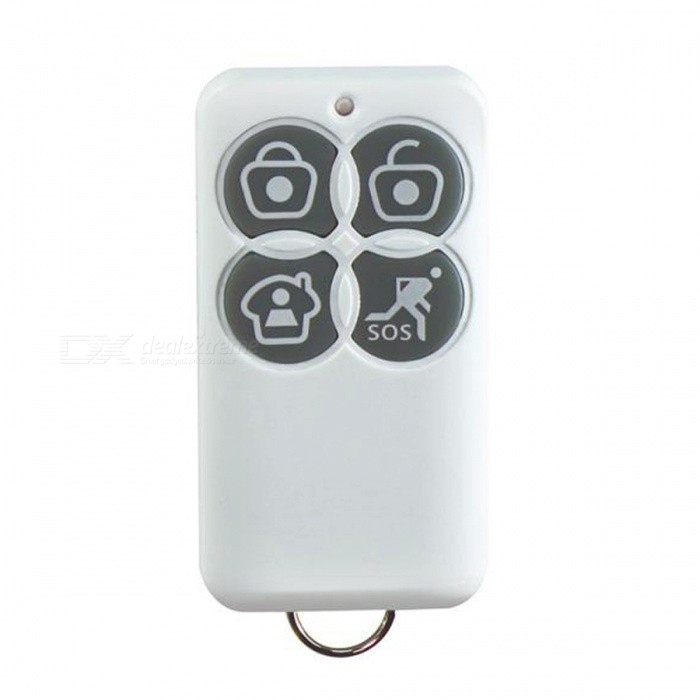 Original Broadlink S1C/ S1/ S2 Key Fob Remote Control Activate Select Sensor - WhiteHome Smart Devices<br>Form  ColorWhiteQuantity1 DX.PCM.Model.AttributeModel.UnitMaterialPlasticRate Voltage3V battery (1xcr2032) (NOT INCLUDED )Packing List1 x S1C Key Fob Remote<br>