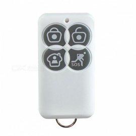 Original Broadlink S1C/ S1/ S2 Key Fob Remote Control Activate Select Sensor - White