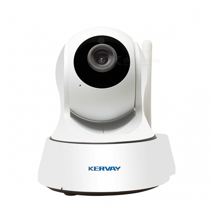 720P HD Wi-Fi P2P IP Camera Security Surveillance System for Home, Office, School (EU Plug)