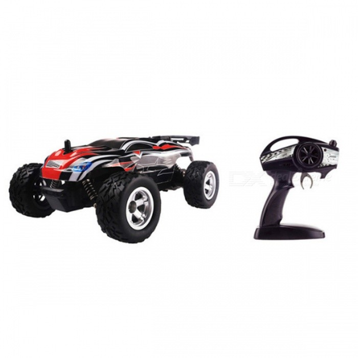 1:20 Scale Drift Remote Control 2.4G Highspeed Racing Car Toy for Kids Boys - RedR/C Cars<br>Form  ColorRedModelN/AMaterialPlastic, MetalQuantity1 DX.PCM.Model.AttributeModel.UnitShade Of ColorRedShape ModelOthers,N/AScaleOthers,1:20Channels Quanlity4 DX.PCM.Model.AttributeModel.UnitFunctionOthers,N/ARemote control frequency2.4GHzRemote Control Range50 DX.PCM.Model.AttributeModel.UnitSuitable Age 8-11 years,12-15 years,Grown upsCameraNoLamp NoBattery Capacity/ DX.PCM.Model.AttributeModel.UnitBattery TypeOthers,4*1.5V AA batteries (not included)Charging Time/ DX.PCM.Model.AttributeModel.UnitWorking Time/ DX.PCM.Model.AttributeModel.UnitRemote Controller Battery TypeAARemote Controller Battery Number2*1.5V AA batteries (not included)Packing List1 x Remote Control Car<br>