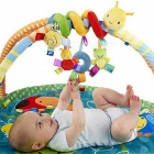 Infant Baby Crib Revolves Around The Bed Stroller Playing Toy