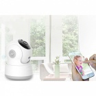 1.0MP Wireless IP Camera Security Surveillance System with Good Night Vision (EU Plug)