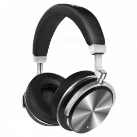 Bluedio T4S Active Noise Cancelling Wireless Bluetooth Headphones - Black