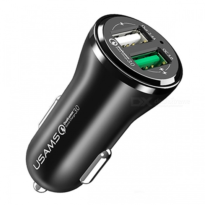 Usams Car Charger Review