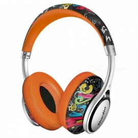 Bluedio A2 Bluetooth Wireless Headphones Headset - Orange