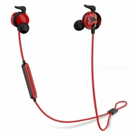 Bluedio AI Sports Wireless Bluetooth Headset Earphones Headphones - Red