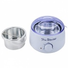 Mini Professional Wax Heater SPA Hand Epilator Feet Paraffin Rechargeable Machine Body Depilatory Hair Removal Tool - EU Plug