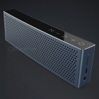 QCY M5 Portable Metal Bluetooth V4.1 Wireless Mini Speaker 3D Stereo Sound - Black