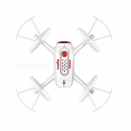 SYMA X22W 2.4G 4CH RC Helicopter Quadcopter Drone with Wi-Fi Camera - White