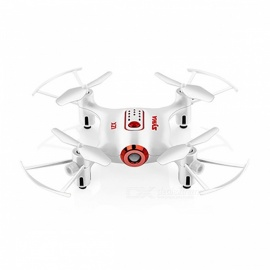Syma X21 Newest Style 2.4G 4CH RC Drone Quacopter - White