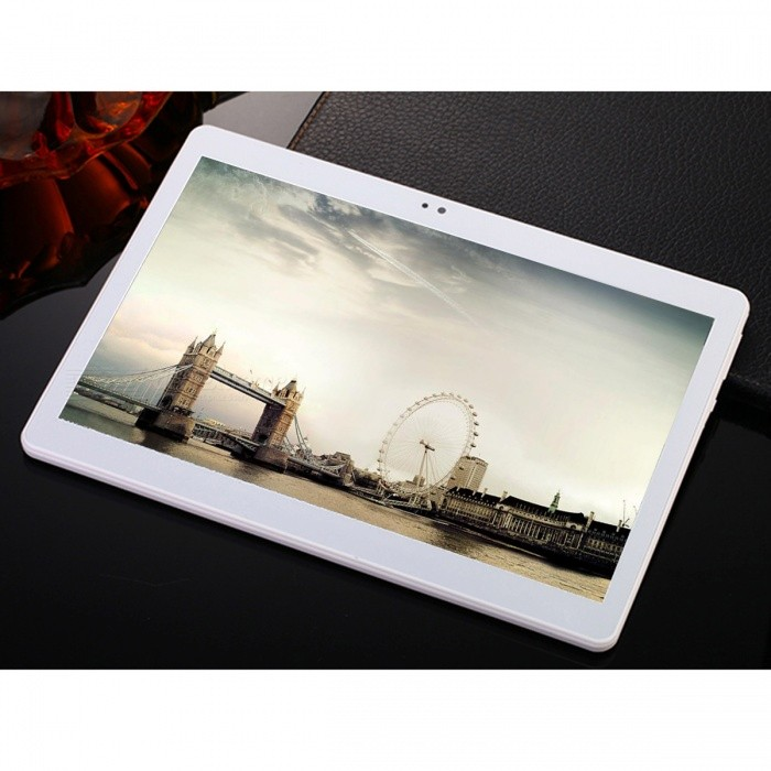 "BMXC Android 6.0 10.1"" Tablet PC 4G FDD LTE Octa-Core 4GB RAM 32GB ROM - White"