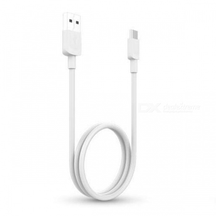 Baseus Zoole Series 2A Type-C Fast Charge Data Sync Charging Cable - White (1M)Cables<br>Form  ColorWhiteModelCACZY-A02MaterialTPEQuantity1 DX.PCM.Model.AttributeModel.UnitCompatible ModelsType-C interface phonesCable Length100 DX.PCM.Model.AttributeModel.UnitConnectorType-C, USBSplit adapter number1Packing List1 x Type-C Cable<br>