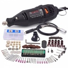 220V 130W Electric Variable Speed Rotary Tool Mini Drill with Flexible Shaft, 160Pcs Accessories Tools for Dremel 3000 4000