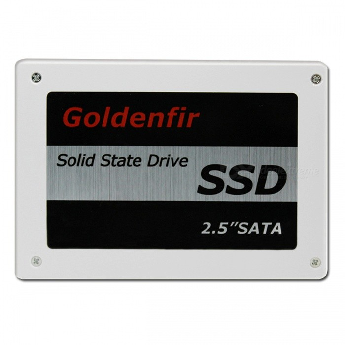 Goldenfir 2.5 32GB SSD Hard Drive Disk Disc, Solid State DiskHDD &amp; SSD<br>Form  Color32GBModelN/AQuantity1 DX.PCM.Model.AttributeModel.UnitMaterialABSInterfaceSATA 2.0,SATA 3.0Capacity / ROM32GBForm Factor2.5Max Sequential Read70-340MB / SMax Sequential Write15-258MB / SBrandOthers,GoldenfirTypeSSDApplicationLaptop PC,Desktop PCPacking List1 x 32GB SSD<br>