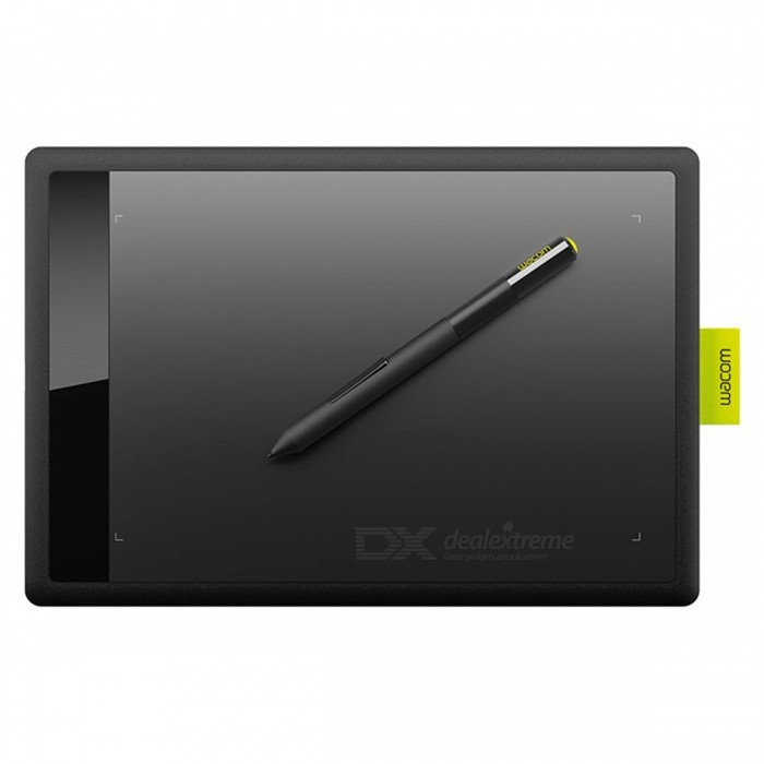 Wacom CTL-471 Digital Tablet with Graphic Drawing PenForm  Color-ModelCTL-471Quantity1 DX.PCM.Model.AttributeModel.UnitMaterialABSInterfaceUSB 3.0,USB 2.0Packing List1 x One pen tablet and pen1 x Replacement nib1 x USB cable1 x Driver disk1 x Quick start guide1 x Warranty card<br>