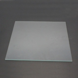 MK2 213mm*200mm*3mm 3D Printer Boron Silicon Glass Board