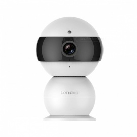 LENOVO Snowman IP Camera 720P HD Mini Security Surveillance System Baby Monitor - UK Plug