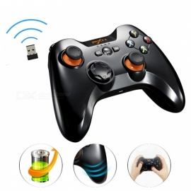 PXN 9603 2.4GHz Wireless Dual Vibration Joystick Controller Gamepad for PS3 Android Phones Tablet PCs - White