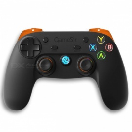 GameSir G3s 2.4GHz Wireless Bluetooth Gamepad Controller Joystick for PS3 Android Smartphone Tablet - Orange