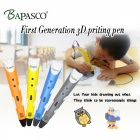 BAPASCO MR RP-100A Magic 3D Printer Drawing Pen for Kids Birthday Present - Orange