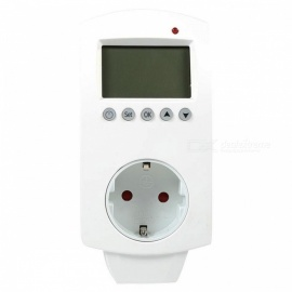 Portable Digital LCD Programmable Temperature Controller