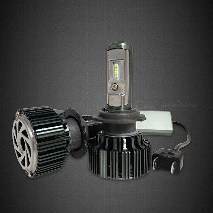 H7 8000lm Car Headlight Bulb White 6000K 12V 24V Fog Light