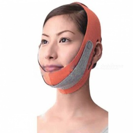 Thin Face Mask Bandage Belt, Slimming Facial Thin Masseter Double Chin Skin Tool