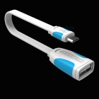 Vention OTG Adapter Micro USB to USB 2.0 Converter OTG Cable - White (25CM)