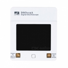 DSO 112A Portable Mini Touch Screen TFT Digital USB Oscilloscope w/ 2MHz 5Msps Speed