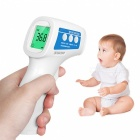 Infrared IR Non-Contact LCD Digital Bady Temperature Gun Forehead Thermometer, Fever Measure Meter for Child, Adult