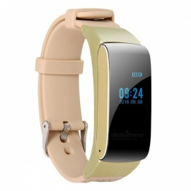 sport bluetooth smartband smart digitale band stappenteller calorie slaap monitor anti verloren outdoor horloge fitness fitnessapparatuur zilver