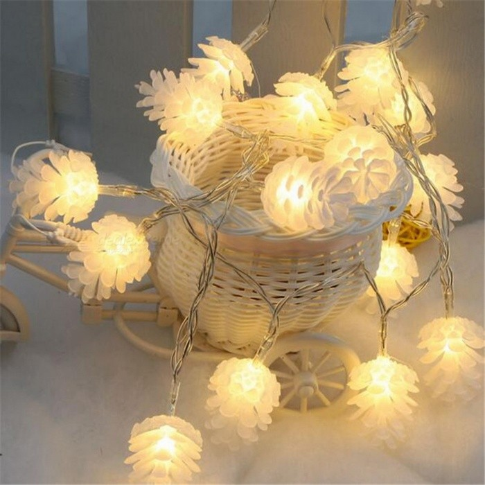 4M 20-Led Decorative Colorful Flashing LED String Light for Christmas Holiday Party Wedding Decoration EU plug/Warm WhiteLED String<br>Description<br><br><br><br><br>Brand Name: YIcolor<br><br><br>Is Bulbs Included: Yes<br><br><br><br><br>Lighting Distance: &30m<br><br><br>Music: None<br><br><br><br><br>Power Source: AC<br><br><br>Voltage: 220V<br><br><br><br><br>Certification: CE<br><br><br>Body Material: Plastic<br><br><br><br><br>Light Source: LED Bulbs<br><br><br>Is Dimmable: No<br><br><br><br><br>Head Number: 20-50 head<br><br><br>Occasion: Garden<br><br><br><br><br>Holiday Name: Christmas<br><br><br>Color: Multi,White<br><br><br><br><br>Plug Type: EU Plug<br><br><br>Plug The Tail: No<br><br><br><br><br>Usage: Holiday<br><br><br>Battery Type: Other<br><br><br><br><br>Base Type: Other<br>