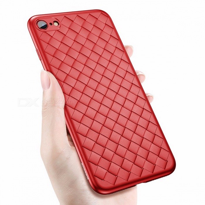 Baseus Creative Grid Silicone Luxury Ultra Thin Soft TPU Case for IPHONE 8 IPHONE 8 Plus 7 7 Plus IPHONE X For 7 Plus/GentryGame Gadgets<br>DescriptionCompatible iPhone Model: iPhone 7 Plus,iPhone 8 Plus,iPhone 8,iPhone X,iPhone 7Retail Package: YesDesign: Plain,Exotic,Matte,Geometric,Business,PatternedFunction: Dirt-resistant,Anti-knockBrand Name: BASEUSType: Fitted CaseCompatible Brand: Apple iPhones<br>