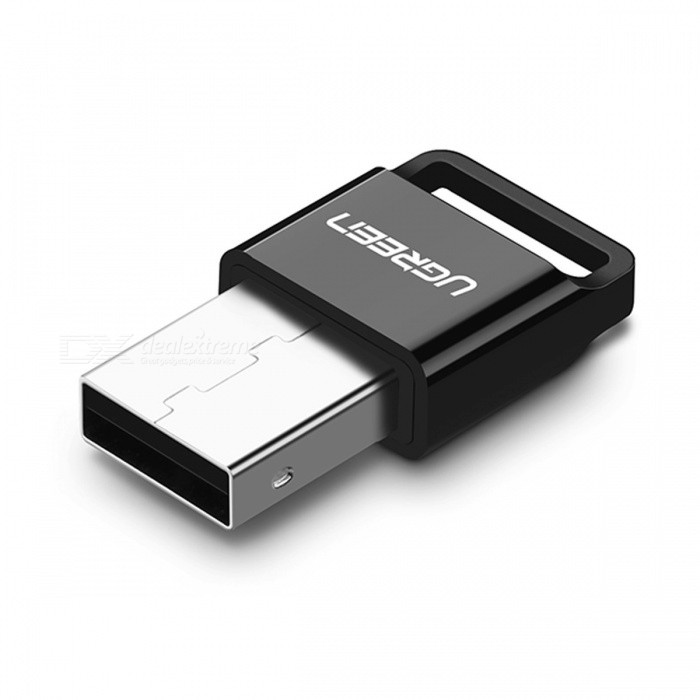 Ugreen Mini Bluetooth V4.0 Wireless USB Adapter Dongle, Music Sound Receiver Bluetooth Transmitter for Computer PC