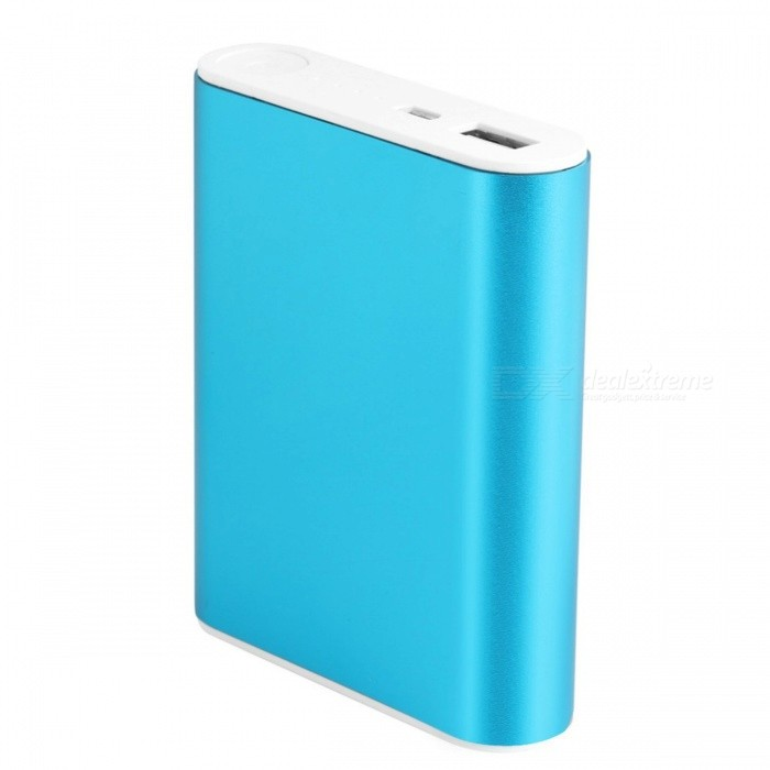DIY Portable Universal USB 5V 2.1A 4x18650 Power Bank Case Kit Battery Charger Box for Smart Cell Phones