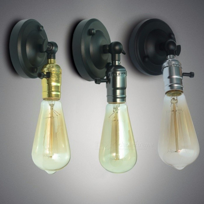 Vintage LED wandlamp slaapkamer LED licht kast lamparas applique ...