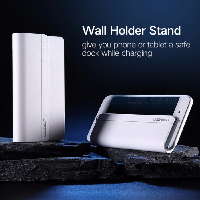 Ugreen Universal Wall Mount Holder Mobile Phone Stand For