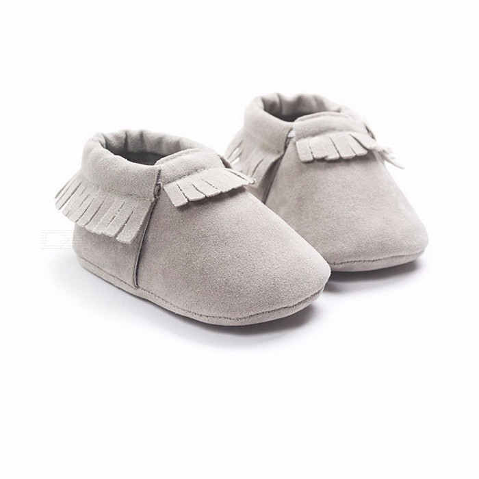 ... PU Suede Leather Newborn Baby Shoes Boy Girl Baby Moccasins Soft Moccs Shoes Bebe Fringe Soft ...