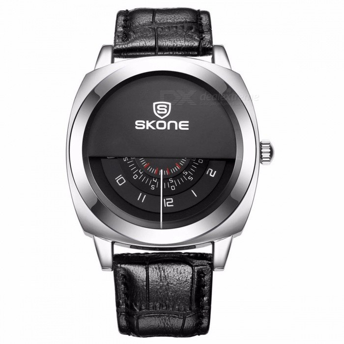 SKONE Casual Genuine Men &amp; Women Brand Wristwatches Special Design Military Leather Sports Watch Relogio Masculino Women BlackQuartz Watches<br>DescriptionItem Type: Quartz WristwatchesFeature: Water Resistant,Shock ResistantWater Resistance Depth: 3BarDial Window Material Type: HardlexCase Material: AlloyMovement: QuartzCase Shape: RoundClasp Type: BuckleGender: MenBrand Name: SKONEBoxes &amp; Cases Material: PaperBand Material Type: LeatherStyle: Fashion &amp; Casual<br>