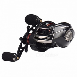Kastking royale legende high speed drag power 8 KG baitcasting rolle, hohe qualität leichte karpfen angelrolle linkshand / 12