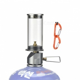 BRS-55 Outdoor Camping Lamp Ultralight Portable Gas Lamp Tourist the Tent Night Lights Camping Gas Lantern  picture color