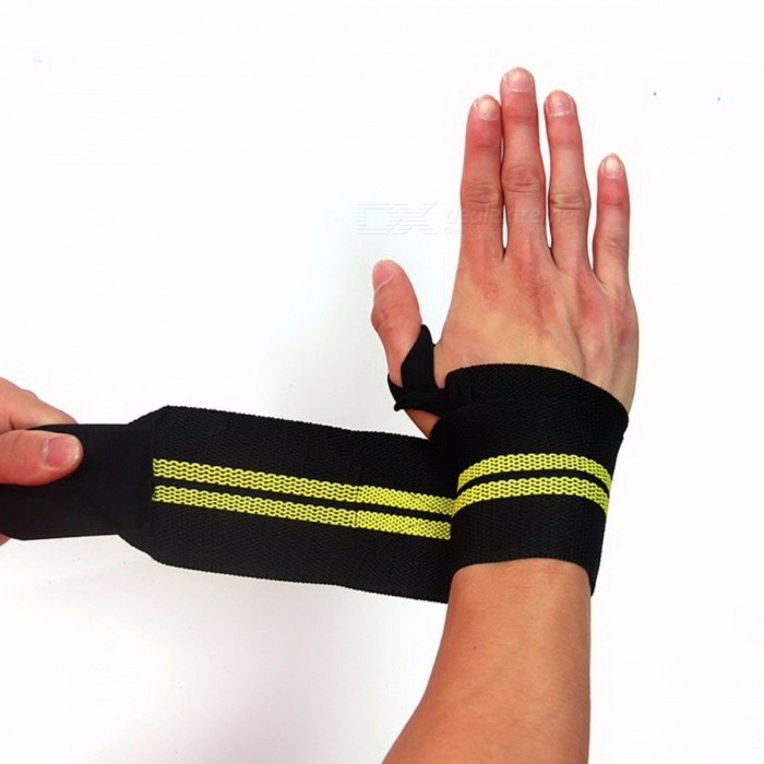 Ebay Motors Wristband Adjustable Wrist Brace Wrap Bandage Gym Elastic With Magic Tape Household Helper For Screws Scissors