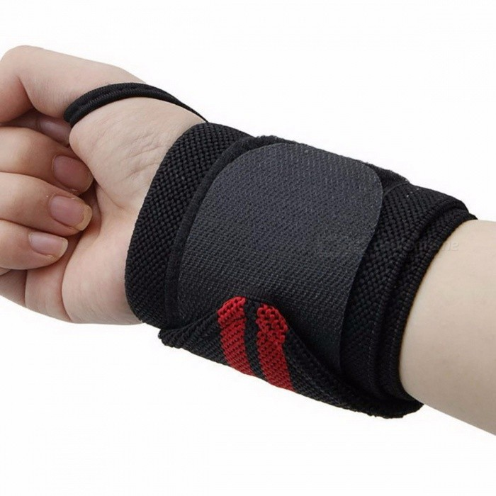Wristband Adjustable Wrist Brace Wrap Bandage Gym Elastic With Magic Tape Household Helper For Screws Scissors Ebay Motors