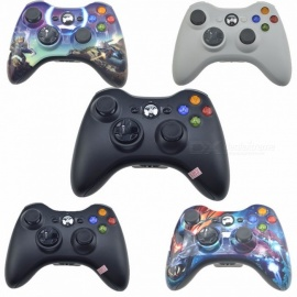 Professional Portable Handheld Bluetooth Wireless Game Controller, Joystick Gamepad Joypad for Xbox 360 Mulitcolor4