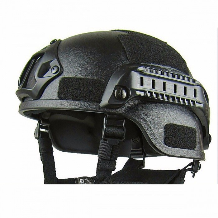 Tactical Airsoft Hunting Gear, MICH2000 Action Version Military Force Safety Helmet, Motorcycle CS Paintball Helmet