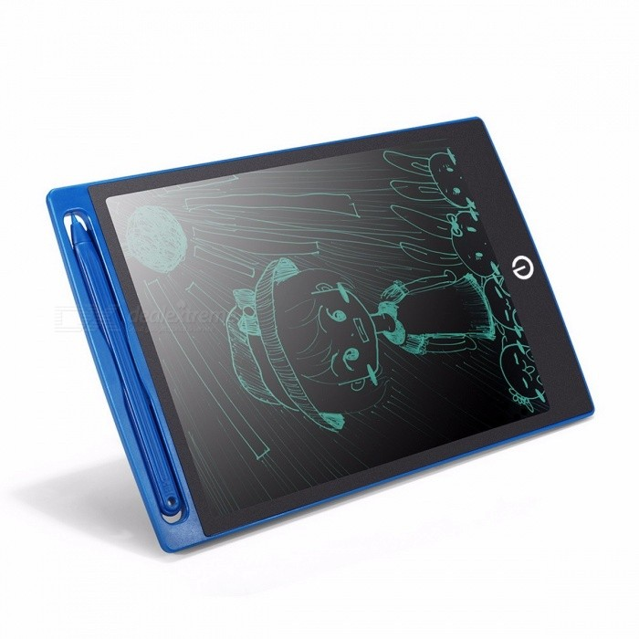 tragbare 8 5 lcd schreibtafel tablet elektronische papierlose lcd handschrift pad mit stift. Black Bedroom Furniture Sets. Home Design Ideas