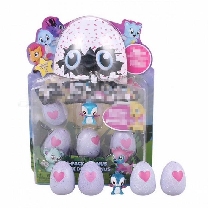 CollEGGtibles Surprise Series Balls Bird Eggs Toy, Outrageous Little Mystery Pack, Christmas Birthday Gifts for Kids Children