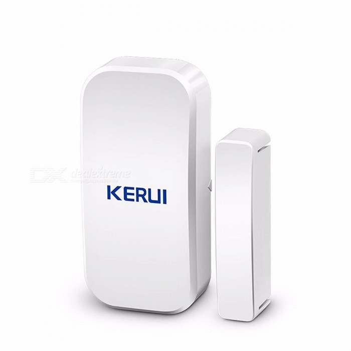 KERUI D025 Wireless 433MHz Door Window Magnet Sensor Detector for Home Wireless Alarm System