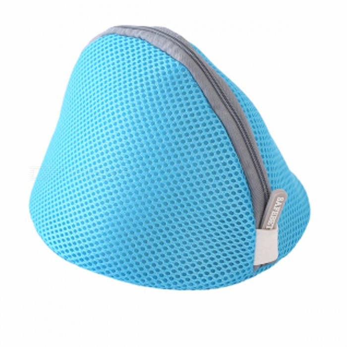 Stylish Women Bra Laundry Bag Lingerie Washing Hosiery Saver Protect Aid Mesh Bag Practical Necessary Bag for Soft Clothes