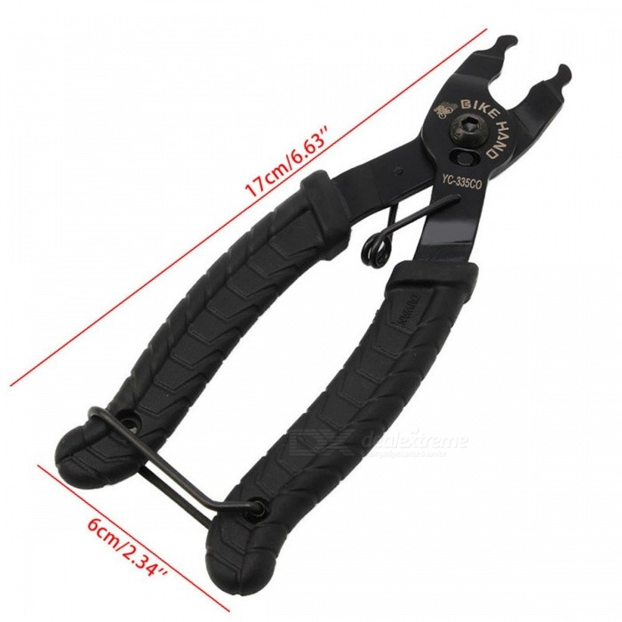 Multifunction Tools Bicycle Open Close Chain Magic Buckle Repair Removal Tool Bike Master Link Pliers